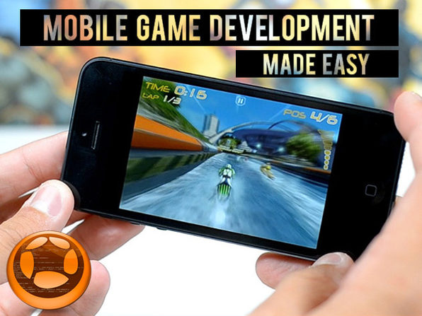 Mobile Game Development Made Easy - Corona SDK Tutorial - Product Image