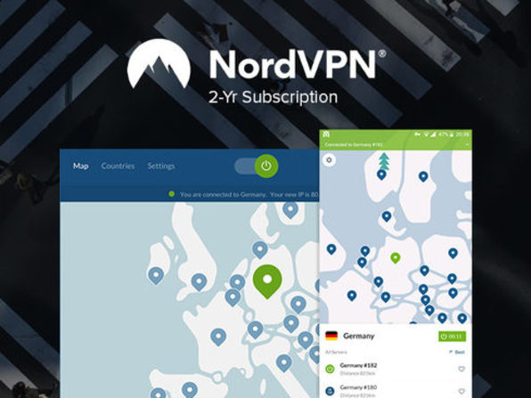 NordVPN: 2-Year Subscription