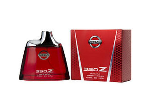 NISSAN 350Z by Nissan EAU DE PARFUM SPRAY 3.4 OZ For MEN - Product Image