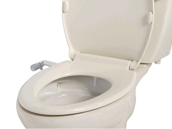 Aim to Wash! Bidet Attachment for All Toilets