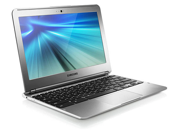 "Samsung Chromebook 11.6"" LED HD Dual-Core, 16GB - Silver (Refurbished)"
