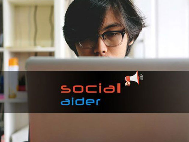 Stack Social Deal for Social Aider Professional Plan: Lifetime Subscription