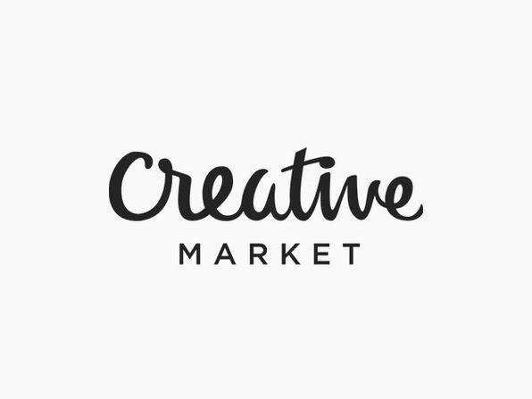 Design From Home: Creative Market Bundle