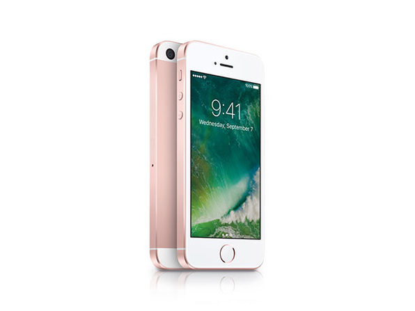 NEW iPhone SE 128gb - Rose Gold - Product Image