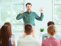 Public Speaking & Presentations Body Language: Professional Skills - Product Image