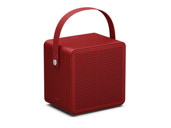Urbanears Rålis Portable Bluetooth 5.0 Speaker (Red)