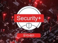 TOTAL: CompTIA Security+ Certification (SY0-601) - Product Image