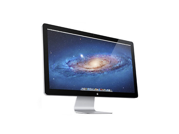 "Apple MC914LL/B 27"" Thunderbolt Display - Aluminum (Certified Refurbished)"
