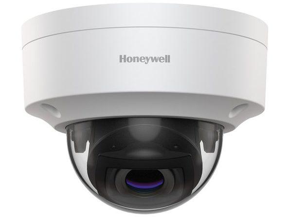 "Honeywell HC30W45R2 5MP Network Rugged Dome Camera, WDR 120dB, 1/2.7"" CMOS, 2.8-12mm MFZ lens, 2 IR - Product Image"