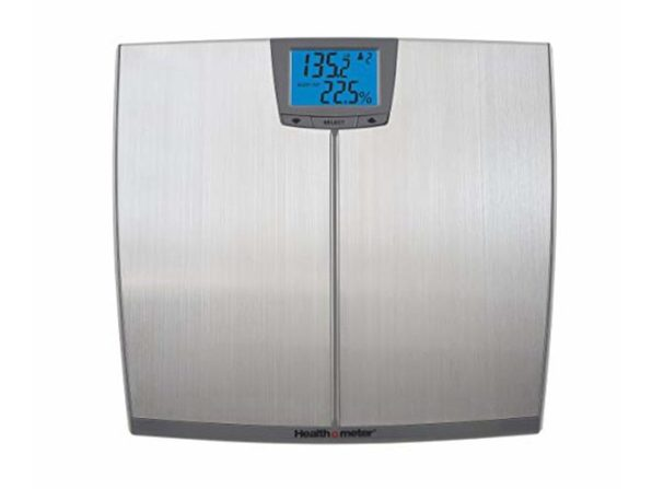 Health o Meter BFM144DQ3-99 Stainless Steel Body Fat Scale - Product Image