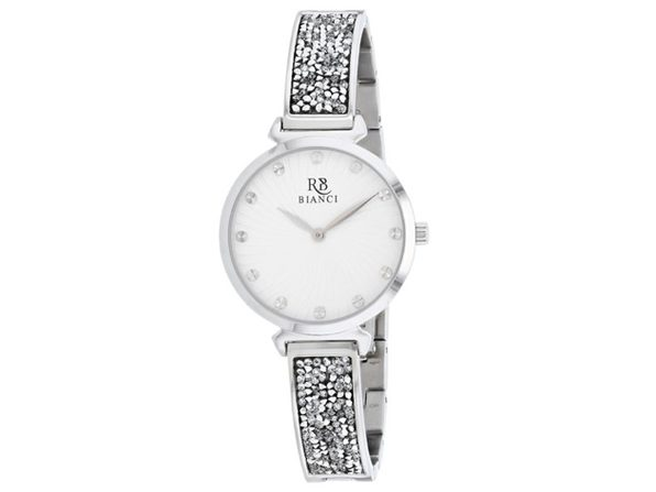 Roberto Bianci Women's Brillare White Dial Watch - RB0200