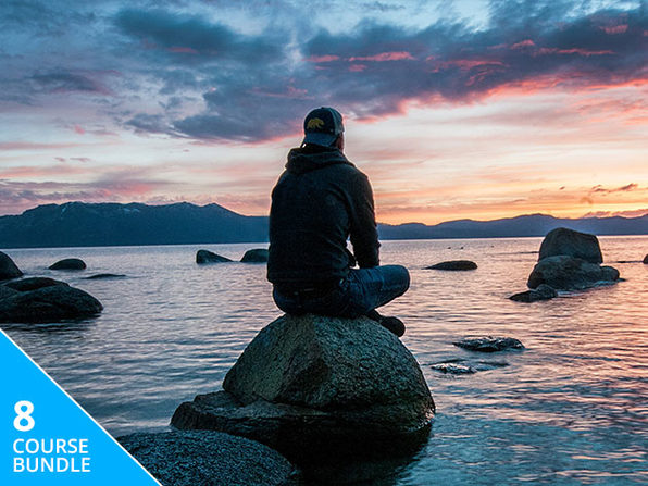 Pay What You Want: Better Sleep & Meditation Course Bundle (Mini)