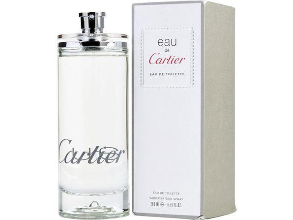 Eau De Cartier By Cartier Edt Spray 6.7 Oz For Unisex (Package Of 6) - Product Image