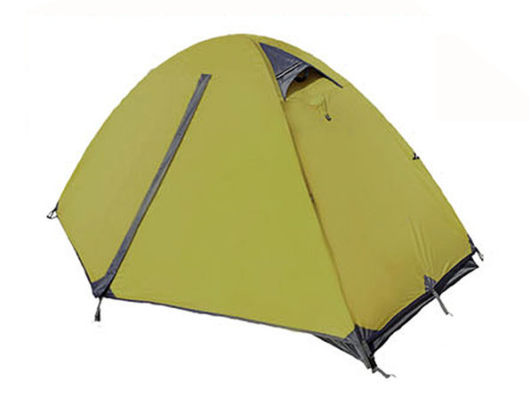 Dome Camping Tent (Green) - Product Image