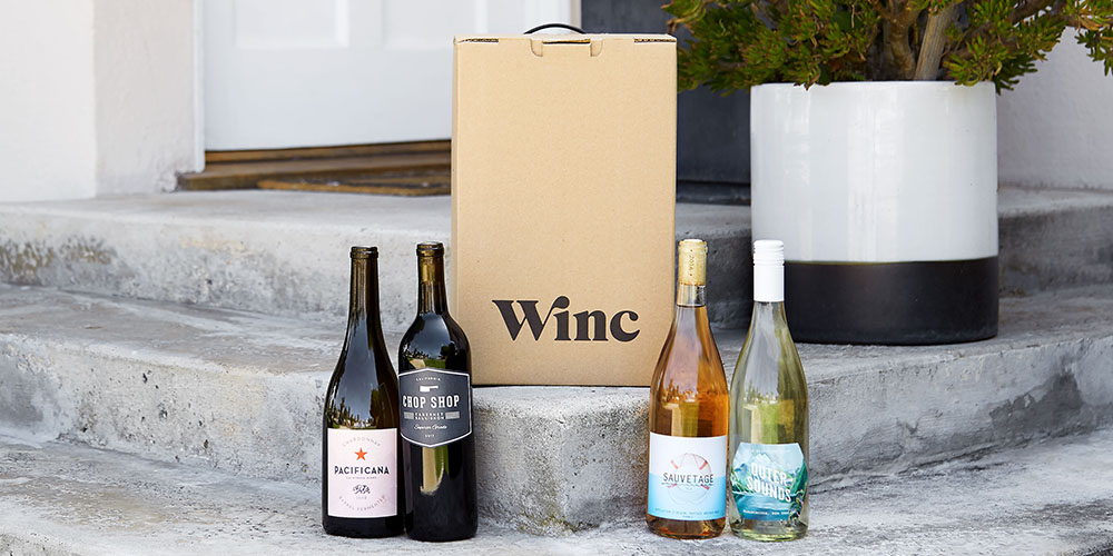 Winc Wine Delivery: $155 of Credit for 12 Bottles, now on sale for $93.99