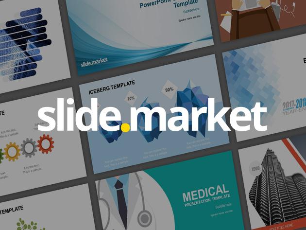 Slide.Market Unlimited Downloads: Lifetime Subscription
