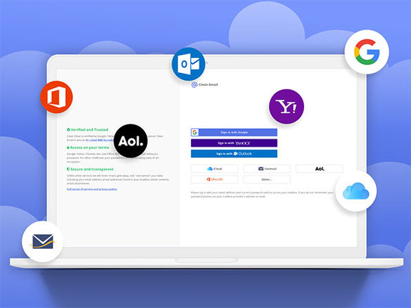 Clean Email: Lifetime Subscription