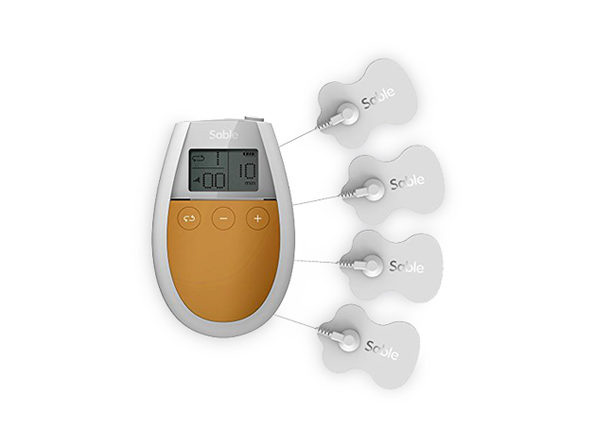 Sable Electronic Pulse Massager