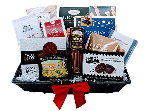 Select Gift Baskets from Brenda's Baskets
