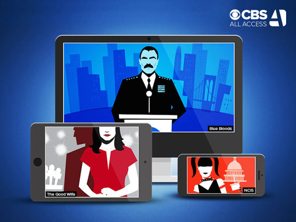 Free Trial: Exclusive 'CBS All-Access' 1-Month Subscription