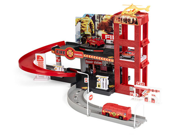 26-Piece Fire Rescue Playset
