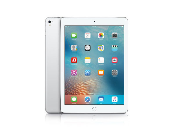 "Apple iPad Pro 9.7"" 32GB WiFi Silver (Certified Refurbished)"