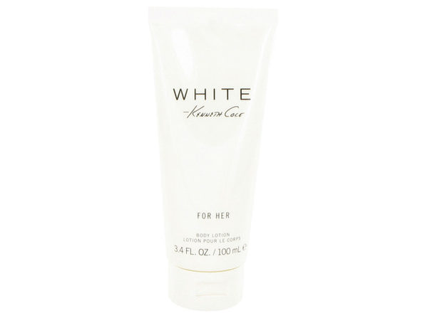 Kenneth Cole White by Kenneth Cole Body Lotion 3.4 oz - Product Image