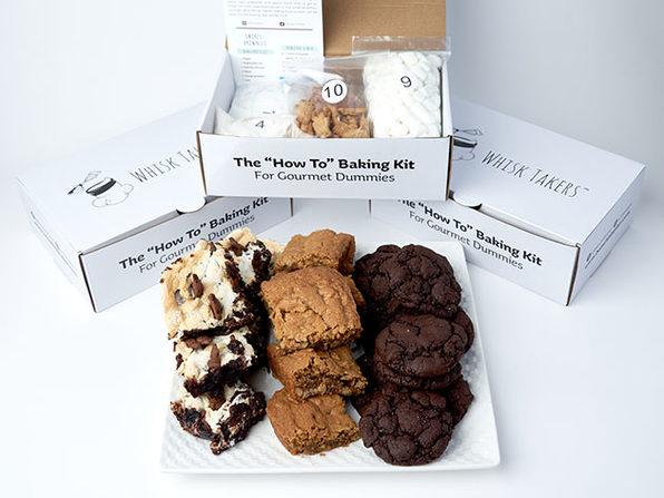 Whisk Takers: Ready-to-Make Dessert Box Baking Bundle