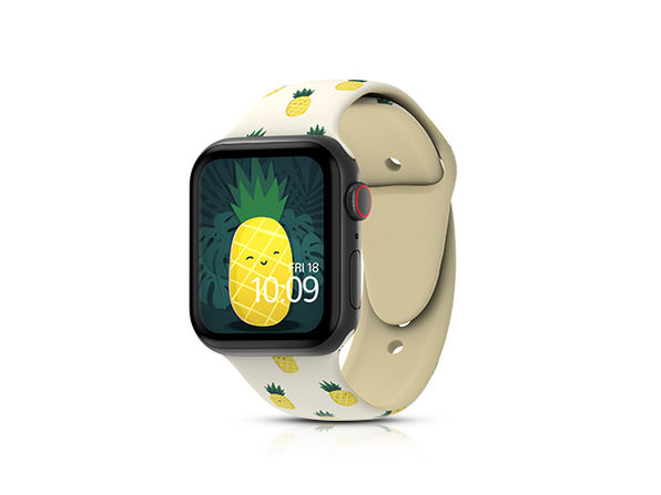 MobyFox 38mm Apple Watch Band (Pineapples)