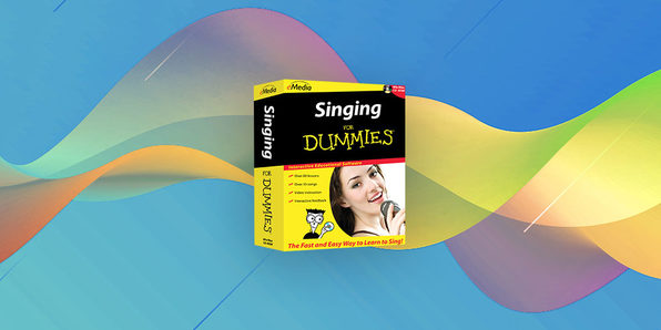 eMedia Singing For Dummies® - Product Image
