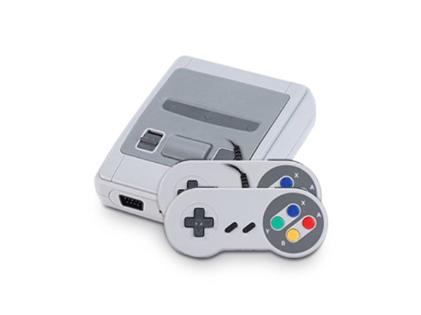 Retro Gaming Console V2 - Product Image