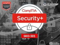CompTIA Security+ (SY0-501) - Product Image
