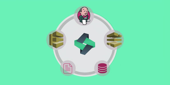 DevOps: CI/CD with Jenkins Pipelines, Maven, Gradle - Product Image