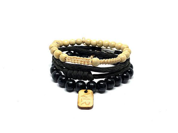 Rosary Bracelets: 3-Pack