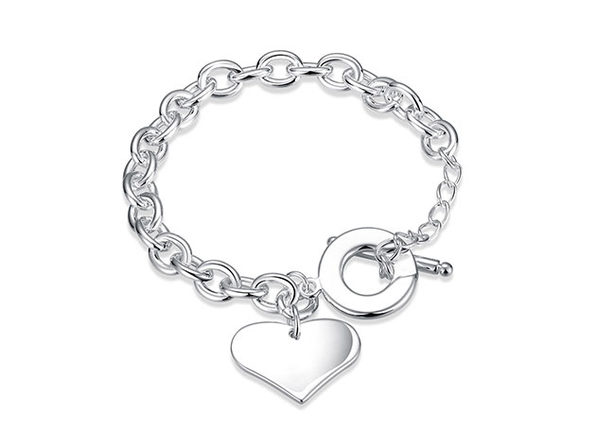The Classic Heart Gal Bracelet