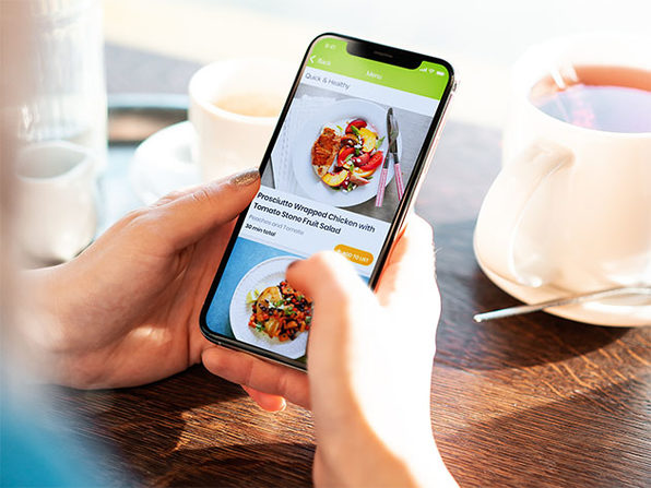 eMeals Digital Meal Planner: 1-Yr Subscription