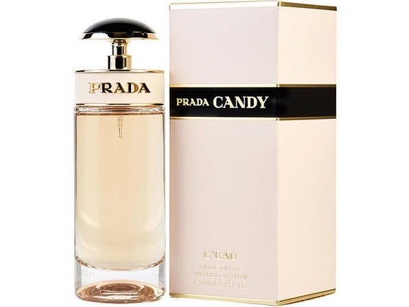 Prada Candy L'Eau By Prada Edt Spray 2.7 Oz For Women (Package Of 2) - Product Image