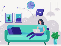 How to Become a Freelance Copywriter & Work from Anywhere - Product Image