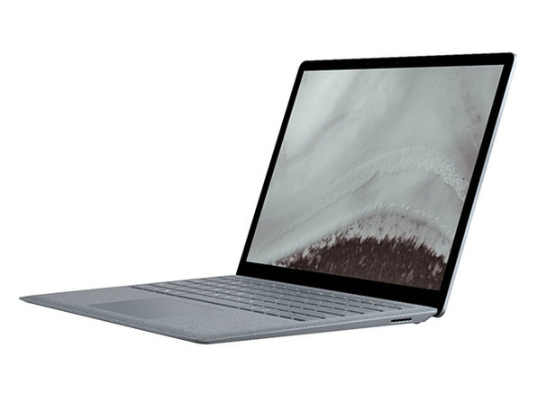 "Microsoft Surface Laptop 2 13.5"" i5 1.6GHz 256GB - Platinum (Factory Recertified)"