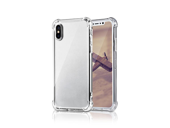 Clear TPU Protective iPhone XS Case