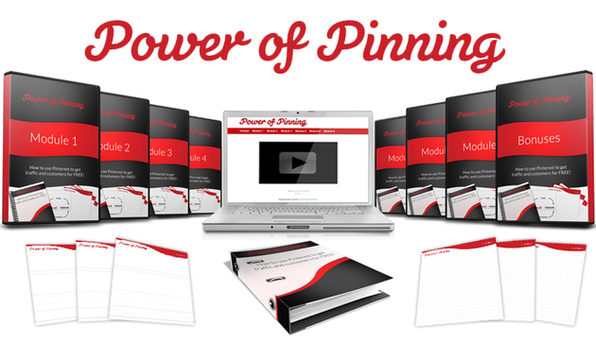 Become More Powerful With Pinterest  - Product Image