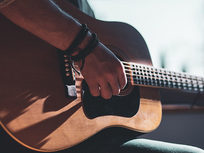 Fingerstyle Acoustic Blues Guitar Lessons - Product Image