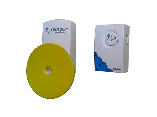Pebble Smart® Doggie Doorbell (Twin Pack)