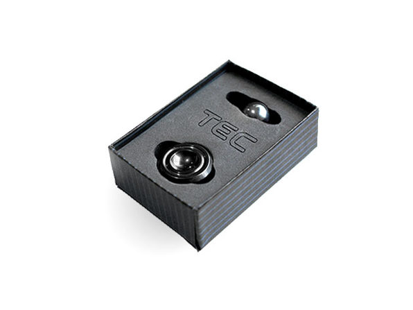 TEC Accessories The Orbiter™ Pinstripe Magnetic Fidget Device