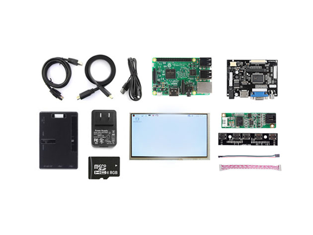 Maximize the Potential of Raspberry Pi 3 with This Complete Computing Package