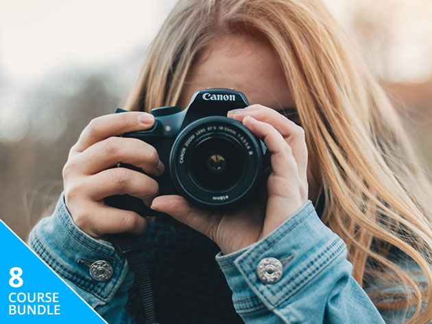 The Professional S Guide To Photography Bundle Stacksocial