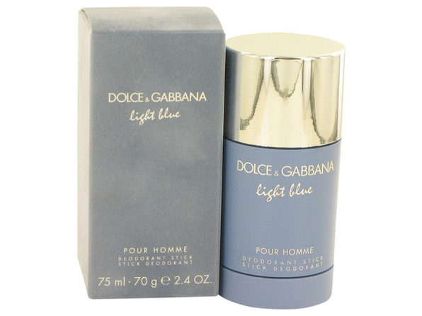 Light Blue by Dolce & Gabbana Deodorant Stick 2.4 oz for Men (Package of 2) - Product Image