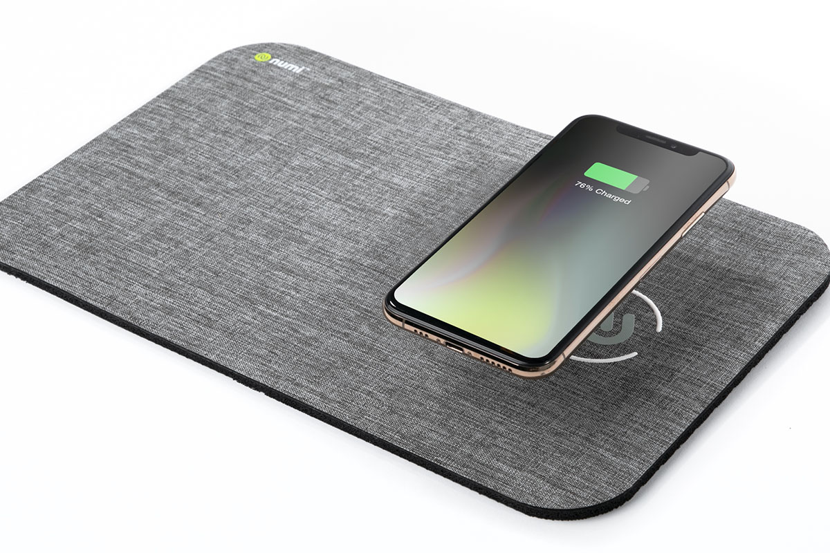 Numi Power Mat: Wireless Charging Mouse Pad, on sale for $26.39 when you use coupon code VIPSALE20 at checkout
