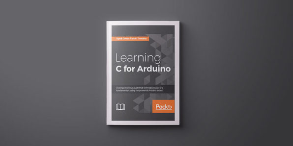 Learning C for Arduino - Product Image