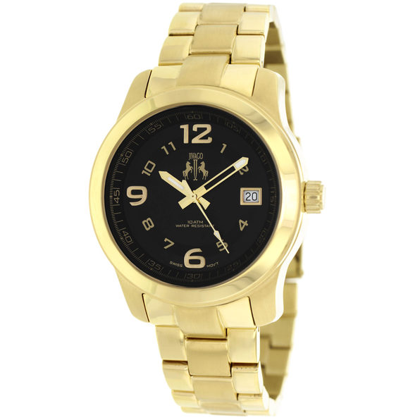 Jivago Women's Infinity Black Dial Watch - JV5213